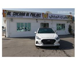 HYUNDAI SONATA (1)MODEL 2018 0KM ONLY FOR EXPORT FOR SALE