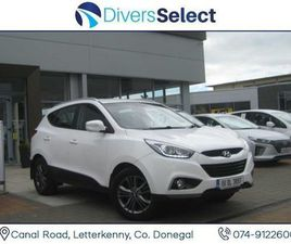 HYUNDAI IX35 SE 1.7 CRDI 2WD FOR SALE IN DONEGAL FOR €12,945 ON DONEDEAL