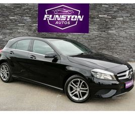 >APR 2014 MERCEDES A-CLASS A180 CDI BLUEEFFICIENCY SPORT 5DR