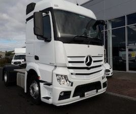 2013 MERCEDES ACTROS1842 4X2 TRACTOR UNIT AUTO FOR SALE IN MEATH FOR € ON DONEDEAL