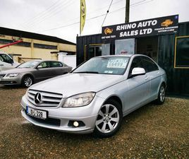 MERCEDES-BENZ C-CLASS, 2010 FOR SALE IN LIMERICK FOR €5,995 ON DONEDEAL