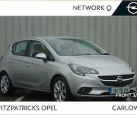 OPEL CORSA SC 1.4I 90PS 5DR NATIONWIDE DELIVERY FOR SALE IN CARLOW FOR €12950 ON DONEDEAL