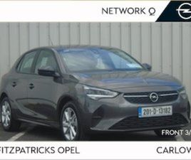 OPEL CORSA 5 DR HATCH-SC-1.2I NATIONWIDE DELIVER FOR SALE IN CARLOW FOR €17900 ON DONEDEAL