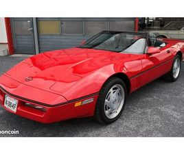 CHEVROLET CORVETTE C4 CONVERTIBLE 5.7 245 L98