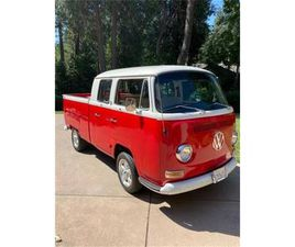 FOR SALE: 1969 VOLKSWAGEN PICKUP IN CADILLAC, MICHIGAN