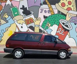 FOR SALE: 1994 TOYOTA PREVIA IN CADILLAC, MICHIGAN