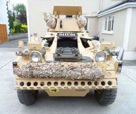 DAIMLER FERRET ARMOURED CAR FOR SALE IN GALWAY FOR €25,000 ON DONEDEAL