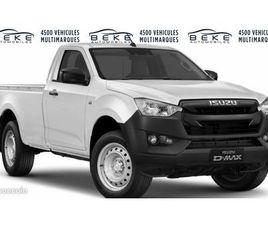 ISUZU D-MAX SINGLE 2020 4X4 CAB N60 B
