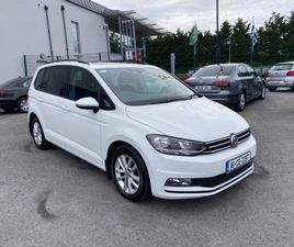 VOLKSWAGEN TOURAN CAR OF THE WEEK COMFORTLINE 1. FOR SALE IN CLARE FOR €20,900 ON DONEDEAL