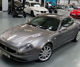 MASERATI 3200 3.2 V8 GT 2DR