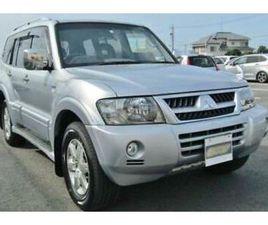 2005 MITSUBISHI PAJERO/SHOGUN 3.0 V6 LWB ACTIVE FIELD EDN AUTO 7 SEATER 4WD (R33