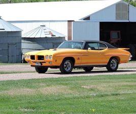 FOR SALE: 1970 PONTIAC GTO (THE JUDGE) IN SCOTTSDALE, ARIZONA