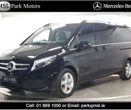 MERCEDES-BENZ V-CLASS 250D 8-SEATER AVANTGARDE AU FOR SALE IN DUBLIN FOR €83,946 ON DONEDE