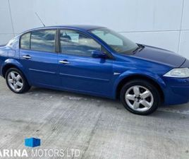 RENAULT MEGANE 2007 NEW NCT. FOR SALE IN CORK FOR €1,950 ON DONEDEAL