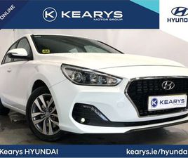 HYUNDAI I30 DELUXE 1.0 TURBO 5DR FOR SALE IN CORK FOR €23,045 ON DONEDEAL