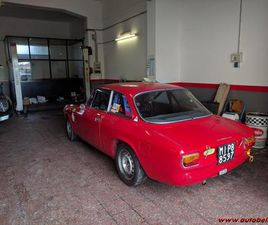 VENDO ALFA ROMEO GT JUNIOR 1600 DA CORSA