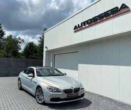 BMW 640 IA GRAN COUPÉ INDIVIDUAL *53.000KM* FULL OPTION