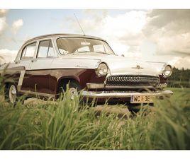 GAZ 21 WOLGA 1969 - 55000 PLN - GLINOJECK - GIELDA KLASYKÓW