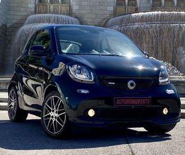 SMART FORTWO BRABUS XCLUSIVE AUTO (110 CV) A GASOLINA NA AUTO COMPRA E VENDA
