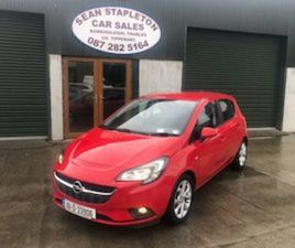 OPEL CORSA SC 1.4I 90PS 5DR FOR SALE IN TIPPERARY FOR €8950 ON DONEDEAL