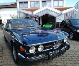 BMW 2800 CS EXTREM SELTEN! VORSERIENMODELL ZF 4 GANG