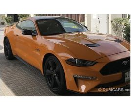 FORD MUSTANG GT PREMIUM, 5.0 V8 GCC, 3 YEARS OR 100,000KM WARRANTY 60,000KM SERVICE @ AL T