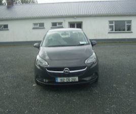 2016 OPEL CORSA 1.3 CDTI LOW MILES NCT TAXED FOR SALE IN CAVAN FOR €10250 ON DONEDEAL