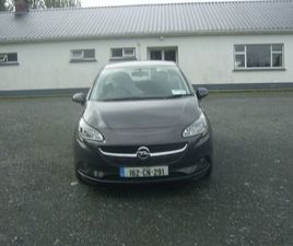 2016 OPEL CORSA 1.3 CDTI LOW MILES NCT 11//22 FOR SALE IN CAVAN FOR €9,750 ON DONEDEAL