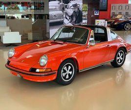 1973 PORSCHE 911 - 2.4 S TARGA