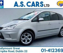 FORD C-MAX 1.8 GHIA FOR SALE IN DUBLIN FOR €2,995 ON DONEDEAL