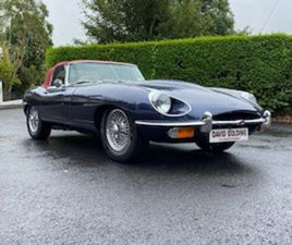 1969 JAGUAR E-TYPE S2 ROADSTER MANUAL AS NEW FOR SALE IN DUBLIN FOR €125000 ON DONEDEAL