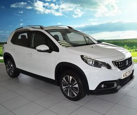 PEUGEOT 2008 1.2 PURETECH ALLURE 5DR(HALF LEATHER SENSORS PRIVA