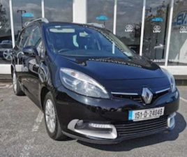 RENAULT GRAND SCENIC 1.5 DCI 110 LIMITED EDITION FOR SALE IN WEXFORD FOR €11895 ON DONEDEA