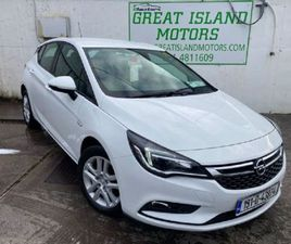 OPEL ASTRA E 1.0T 105PS 5DR FOR SALE IN CORK FOR €15,400 ON DONEDEAL