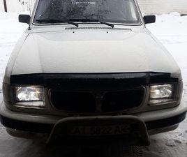 ГАЗ 3110 ВОЛГА 2.4 MT (90 Л.С.) 2002