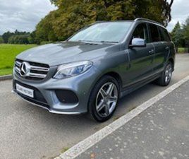 2017 MERCEDES GLE 2 SEAT COMMERCIAL FOR SALE IN DUBLIN FOR € ON DONEDEAL