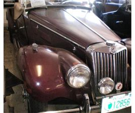 FOR SALE: 1954 MG TF IN RYE, NEW HAMPSHIRE
