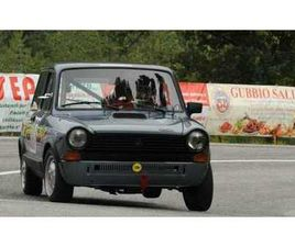 AUTOBIANCHI A 112 ABARTH - RACE CAR