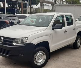 VOLKSWAGEN AMAROK 2.0 ENTRY EQ. MT