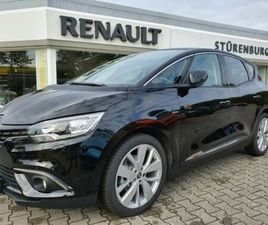 RENAULT SCENIC TCE 140 GPF LIMITED DELUXE VOLL AKTION !