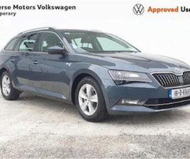 SKODA SUPERB AMBITION COM 1.6TDI 120 FOR SALE IN TIPPERARY FOR €21950 ON DONEDEAL