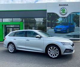 SKODA OCTAVIA STYLE COMBI 2.0TDI FOR SALE IN LAOIS FOR €31,850 ON DONEDEAL
