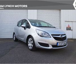 OPEL MERIVA SC 1.4T 120PS 5DR AUTO FOR SALE IN KERRY FOR €13,950 ON DONEDEAL