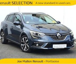 RENAULT MEGANE SPORT TOURER ICONIC BLU FOR SALE IN LAOIS FOR €21249 ON DONEDEAL