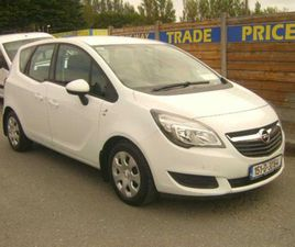 OPEL MERIVA, 2015 1.2(SOLD) FOR SALE IN DUBLIN FOR €7,950 ON DONEDEAL