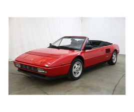 FOR SALE: 1989 FERRARI MONDIAL IN MIAMI, FLORIDA
