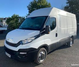 IVECO 35-140V / FOURGON 12M3 / ROUES JUMELÉS / 2018 / 45650 KM