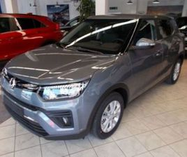 SSANGYONG 1.2 GDI TURBO 2WD - AUTO USATE - QUATTRORUOTE.IT - AUTO USATE - QUATTRORUOTE.IT