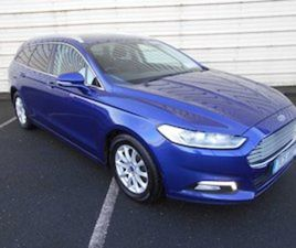 2017 FORD MONDEO 2.0 TDCI ZETEC ESTATE 150BHP -171 FOR SALE IN MONAGHAN FOR €12650 ON DONE