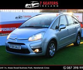 CITROEN GRAND C4 PICASSO EXCLUSIVE GLASS ROOF N FOR SALE IN DUBLIN FOR €6,400 ON DONEDEAL